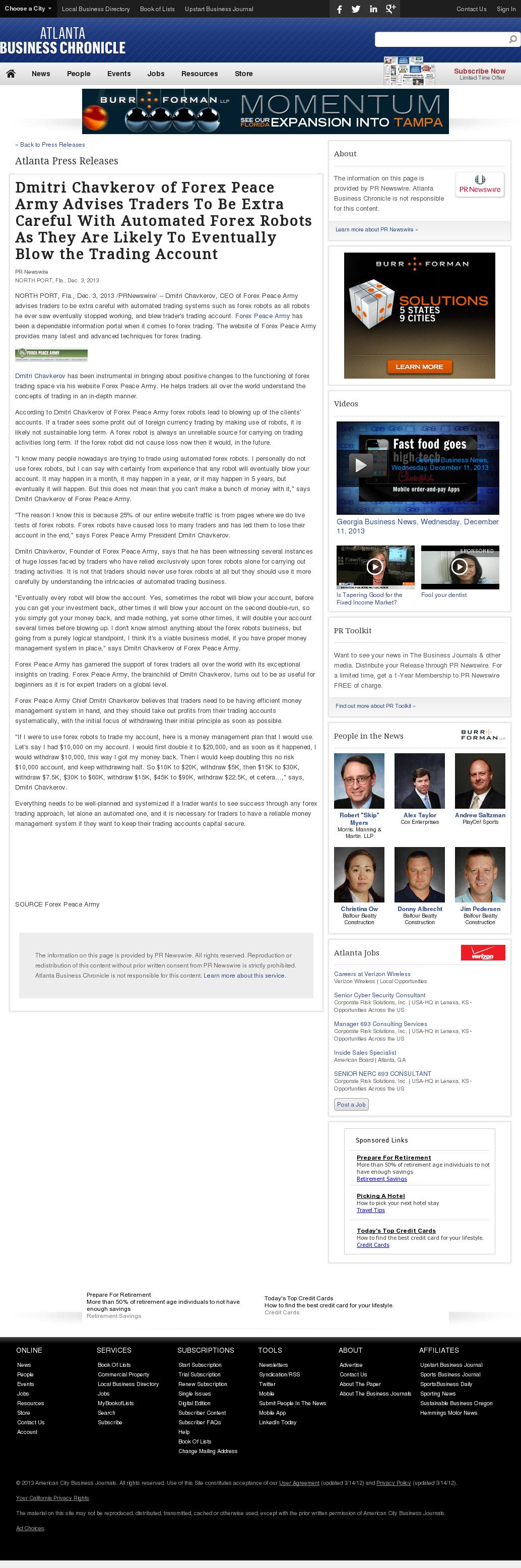 Forex broker corporate account