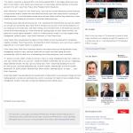 Dmitri Chavkerov | Sound Money Management Using Trading Robots publication inBirmingham Business Journal