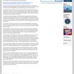Dmitri Chavkerov | Sound Money Management Using Trading Robots publication inKAUZ-TV CBS-6 (Wichita Falls, TX)