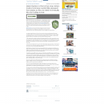 Dmitri Chavkerov   Sound Money Management Using Trading Robots publication inNews Tribune (Tacoma, WA)