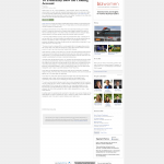 Dmitri Chavkerov | Sound Money Management Using Trading Robots publication inSacramento Business Journal