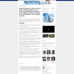 Dmitri Chavkerov   Sound Money Management Using Trading Robots publication inSan Jose Business Journal