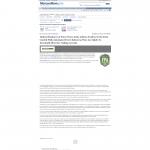 Dmitri Chavkerov   Sound Money Management Using Trading Robots publication inSan Jose Mercury News