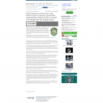 Dmitri Chavkerov   Sound Money Management Using Trading Robots publication inThe Bellingham Herald