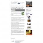 Dmitri Chavkerov | Sound Money Management Using Trading Robots publication inThe Sun News (Myrtle Beach, SC)