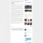 Dmitri Chavkerov | Sound Money Management Using Trading Robots publication inTriangle Business Journal