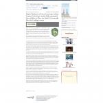 Dmitri Chavkerov | Sound Money Management Using Trading Robots publication inTribune (San Luis Obispo, CA)
