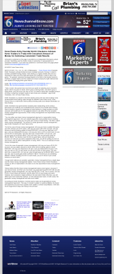 Money Making Opportunity Story in  KAUZ-TV CBS-6 (Wichita Falls, TX)  by Forex Peace Army