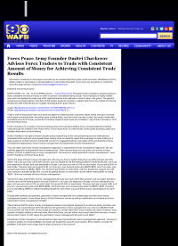 Money Making Opportunity Story in  WAFB CBS-9 (Baton Rouge, LA)  by Forex Peace Army