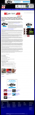 Money Making Opportunity Story in  WLOX ABC-13 (Biloxi, MS)  by Forex Peace Army