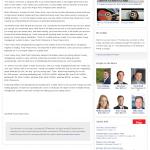 Dmitri Chavkerov   Sound Money Management Using Trading Robots publication inAustin Business Journal
