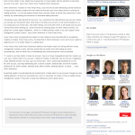 Dmitri Chavkerov | Sound Money Management Using Trading Robots publication inBusiness Review (Albany)