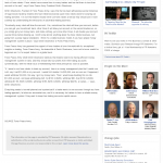 Dmitri Chavkerov | Sound Money Management Using Trading Robots publication inChicago Business News