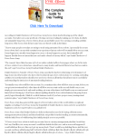 Dmitri Chavkerov | Sound Money Management Using Trading Robots publication inCincinnati Enquirer