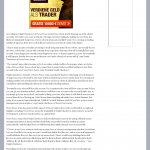 Dmitri Chavkerov   Sound Money Management Using Trading Robots publication inContra Costa Times
