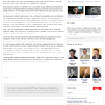 Dmitri Chavkerov | Sound Money Management Using Trading Robots publication inDenver Business Journal