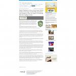 Dmitri Chavkerov | Sound Money Management Using Trading Robots publication inLexington Herald-Leader (Lexington, KY)