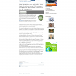 Dmitri Chavkerov | Sound Money Management Using Trading Robots publication inNews & Observer (Raleigh, NC)