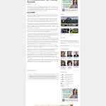 Dmitri Chavkerov | Sound Money Management Using Trading Robots publication inPortland Business Journal