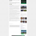 Dmitri Chavkerov | Sound Money Management Using Trading Robots publication inSan Antonio Business Journal