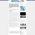 Dmitri Chavkerov | Sound Money Management Using Trading Robots publication inSan Jose Business Journal