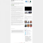 Dmitri Chavkerov   Sound Money Management Using Trading Robots publication inSouth Florida Business Journal