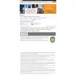 Dmitri Chavkerov | Sound Money Management Using Trading Robots publication inStar Tribune (Minneapolis, MN)