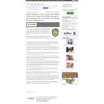 Dmitri Chavkerov | Sound Money Management Using Trading Robots publication inThe State (Columbia, SC)