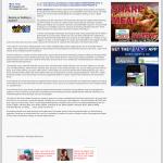 Dmitri Chavkerov | Sound Money Management Using Trading Robots publication inWRIC ABC-8 (Richmond, VA)