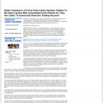 Dmitri Chavkerov | Sound Money Management Using Trading Robots publication inWTEN ABC-10 (Albany, NY)