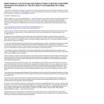 Dmitri Chavkerov | Sound Money Management Using Trading Robots publication inWVNS-TV CBS-59 (Ghent, WV)