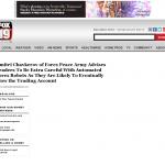 Dmitri Chavkerov | Sound Money Management Using Trading Robots publication inWXIX FOX-19 (Cincinnati, OH)