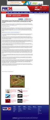 Trading Robots will Blow Trading Account  WZDX-TV FOX-54 (Huntsville, AL)  by Dmitri Chavkerov