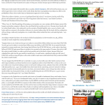 Dmitri Chavkerov | Thoughts on CitiGroup and JPMorgan FX Currency Rigging in Bradenton Herald (Bradenton, FL)
