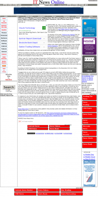 CitiGroup and JPMorgan Currency Rigging  IT News Online  by Dmitri Chavkerov