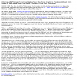 CitiGroup and JPMorgan Currency Rigging Journal of Common Stock by Dmitri Chavkerov