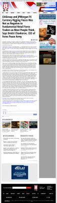 CitiGroup and JPMorgan Currency Rigging  KAIT ABC-8 (Jonesboro, AR)  by Dmitri Chavkerov