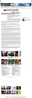 CitiGroup and JPMorgan Currency Rigging  KCEN-TV NBC-9 (Temple, TX)  by Dmitri Chavkerov