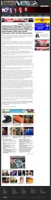 CitiGroup and JPMorgan Currency Rigging  KFDA CBS-10 (Amarillo, TX)  by Dmitri Chavkerov
