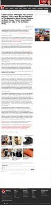 CitiGroup and JPMorgan Currency Rigging  KOTV-TV CBS-6 (Tulsa, OK)  by Dmitri Chavkerov