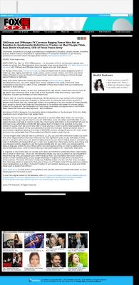 CitiGroup and JPMorgan Currency Rigging  KTVG-TV FOX-17 / KSNB-TV FOX-4 (Kearney, NE)  by Dmitri Chavkerov