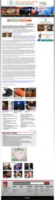 CitiGroup and JPMorgan Currency Rigging  KYTX CBS-19 (Tyler, TX)  by Dmitri Chavkerov