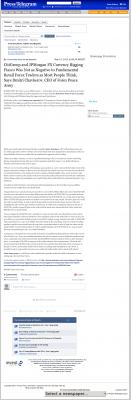 CitiGroup and JPMorgan Currency Rigging  Long Beach Press-Telegram (Long Beach, CA)  by Dmitri Chavkerov
