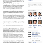 CitiGroup and JPMorgan Currency Rigging New Mexico Business Weekly by Dmitri Chavkerov