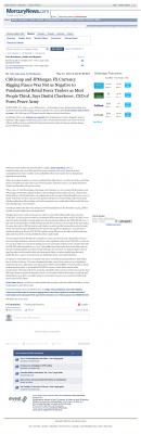CitiGroup and JPMorgan Currency Rigging  San Jose Mercury News  by Dmitri Chavkerov