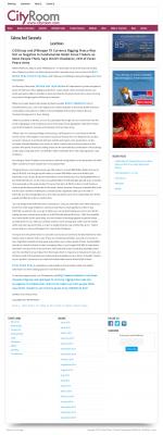 CitiGroup and JPMorgan Currency Rigging  Sarasota CityRoom [Sarasota, FL]  by Dmitri Chavkerov