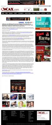 CitiGroup and JPMorgan Currency Rigging  WCAX CBS-3 (Burlington, VT)  by Dmitri Chavkerov