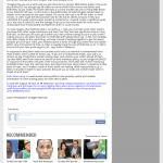 CitiGroup and JPMorgan Currency Rigging WFXG-TV FOX-54 (Augusta, GA) by Dmitri Chavkerov