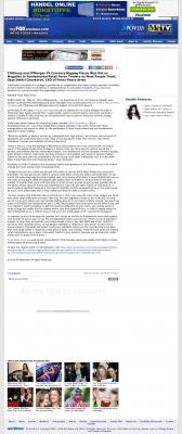 CitiGroup and JPMorgan Currency Rigging  WFXS-TV FOX-55 (Wausau , WI)  by Dmitri Chavkerov