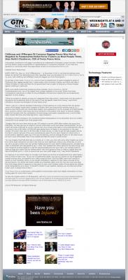CitiGroup and JPMorgan Currency Rigging  WGFL-TV CBS-4 (Gainesville, FL)  by Dmitri Chavkerov